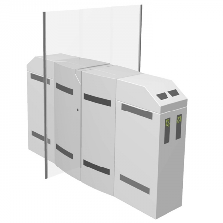Flap Barrier Model PNG 392 Twin