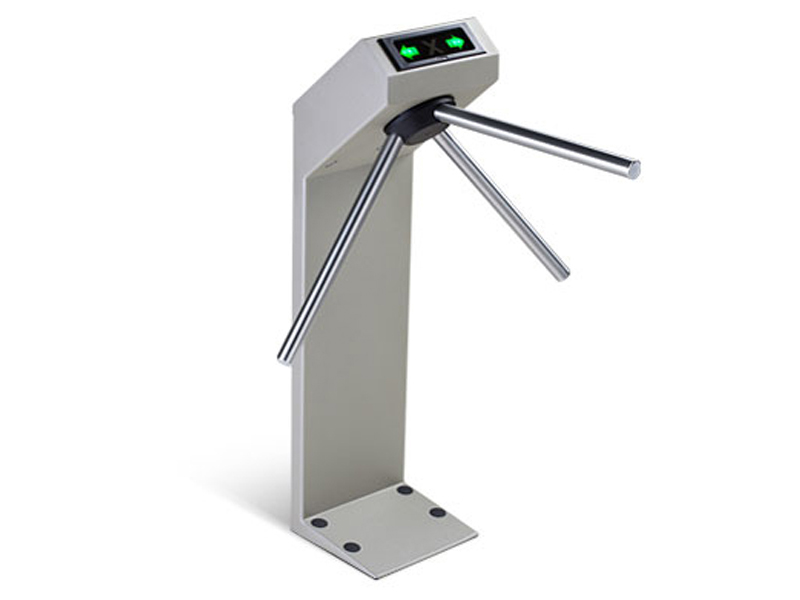 TTR-07 Tripod Turnstile with automatic anti-panic folding arms