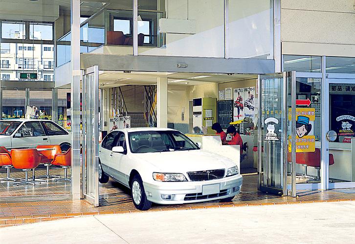 Wide-open Automatic Door BO-11/BOG-11 Wide-open Door Operator